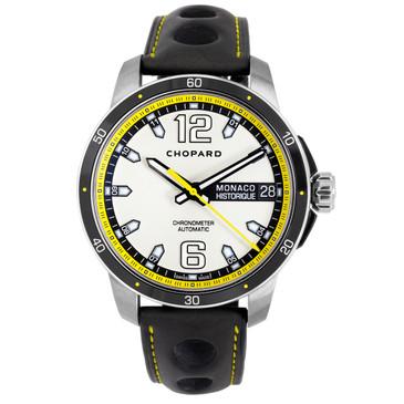 Chopard Grand Prix de Monaco Historique 44.5mm Titanium Watch 168568-3001
