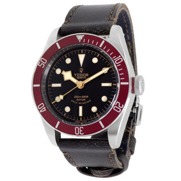 Tudor Heritage Black Bay Automatic Watch 79220R