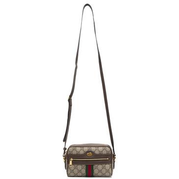 Gucci Ophidia GG Supreme Web Mini Bag