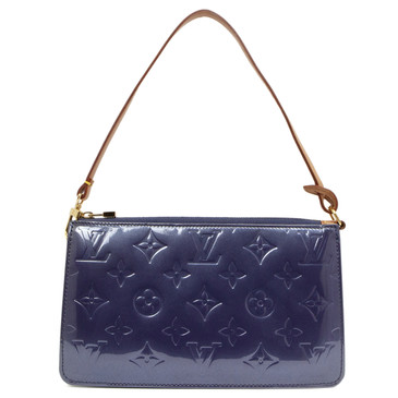 Louis Vuitton Indigo Vernis Lexington Pochette