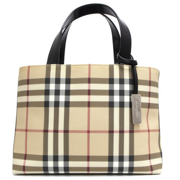 Burberry  Nova Check Small Tote