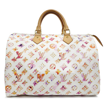 Louis Vuitton Watercolor Aquarelle Speedy 35