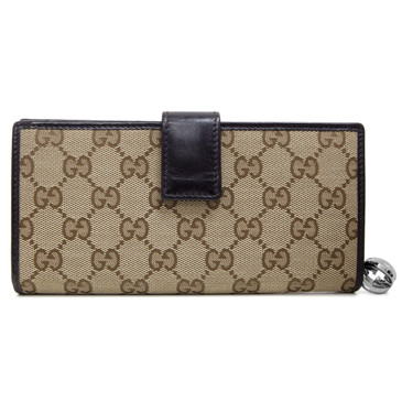 Gucci Monogram GG Twins Wallet