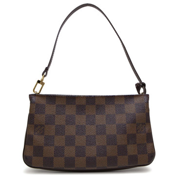 Louis Vuitton Damier Ebene Navona Pochette Accessories