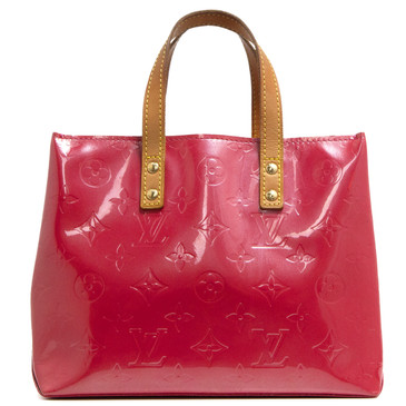 Louis Vuitton Framboise Vernis Reade PM