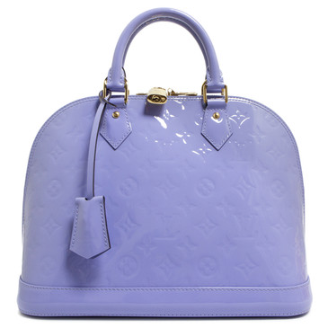 Louis Vuitton Lilac Vernis Alma PM
