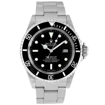 Rolex Stainless Steel Sea-Dweller 16600