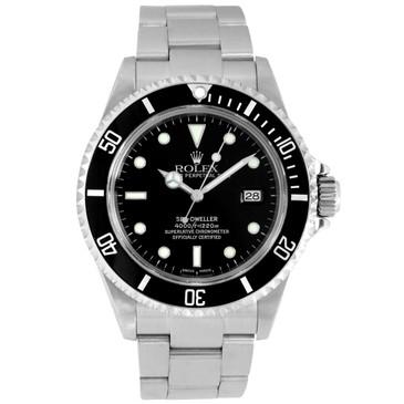 Rolex Stainless Steel Sea-Dweller 16600