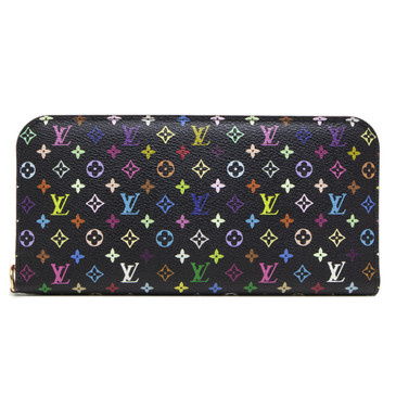 Louis Vuitton  Multicolor  Insolite Wallet