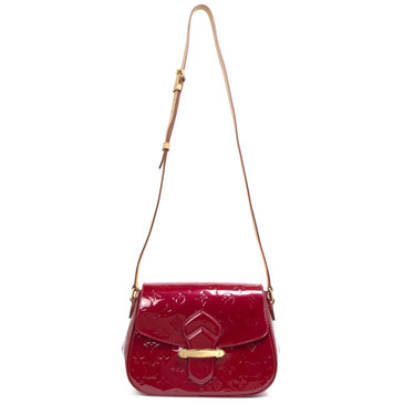 Louis Vuitton Pomme D'Amour Vernis Bellflower GM
