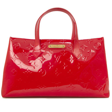 Louis Vuitton Rouge Grenadine Wilshire PM