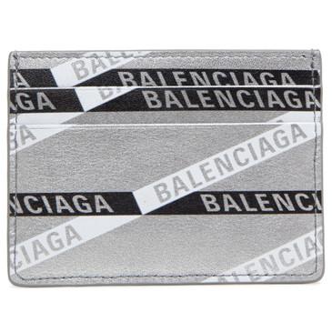 Balenciaga Silver Everyday Multi Card Holder