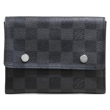 Louis Vuitton Damier Graphite Compact Modulable Wallet
