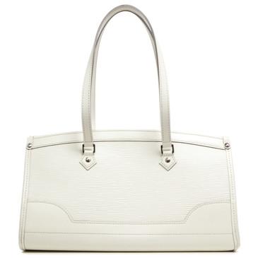 Louis Vuitton Ivory Epi Madeleine PM