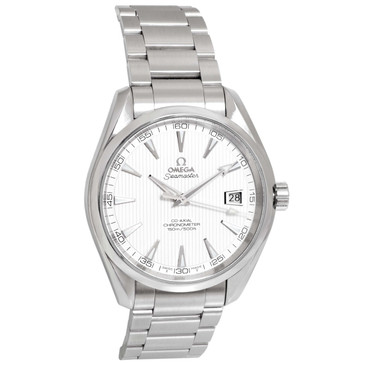 Omega Stainless Steel Seamaster Aqua Terra 150M Co-Axial Watch 231.10.42.21.02.003