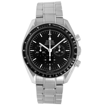 Omega Stainless Steel Speedmaster Professional Moonwatch 311.30.42.30.01.005
