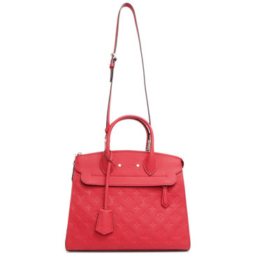 Louis Vuitton Poppy Empreinte Pont Neuf MM