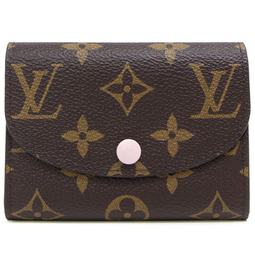 Louis Vuitton Monogram Rose Ballerine Rosalie Coin Purse