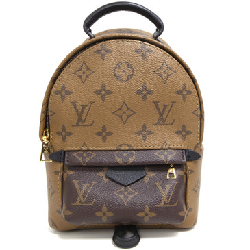 Louis Vuitton Reverse Monogram Palm Springs Backpack Mini