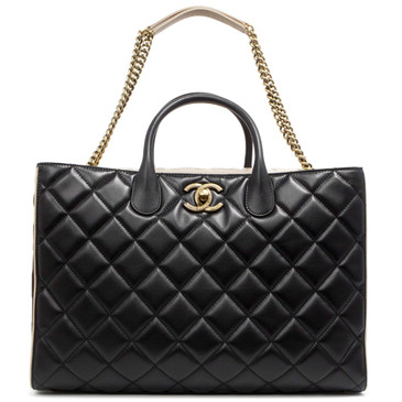 a792dff2edce23 Chanel Beige Caviar Grand Shopping Tote GST - modaselle
