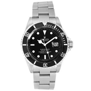 Rolex Stainless Steel Submariner Date 16610