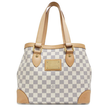 Louis Vuitton Damier Azur  Hampstead  PM
