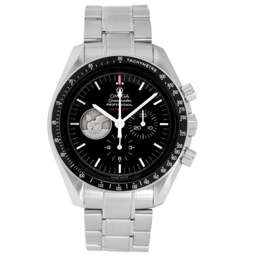 Omega Stainless Steel Speedmaster Professional Moonwatch 311.30.42.30.01.002