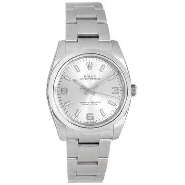 Rolex Stainless Steel Oyster Perpetual 34 114200