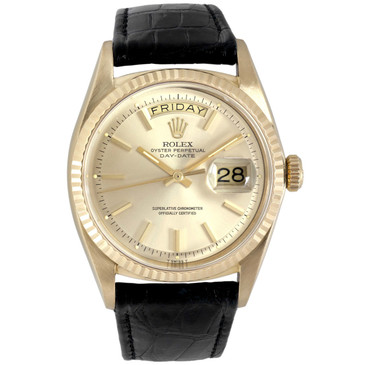 Rolex 18K Yellow Gold Day Date President 1803