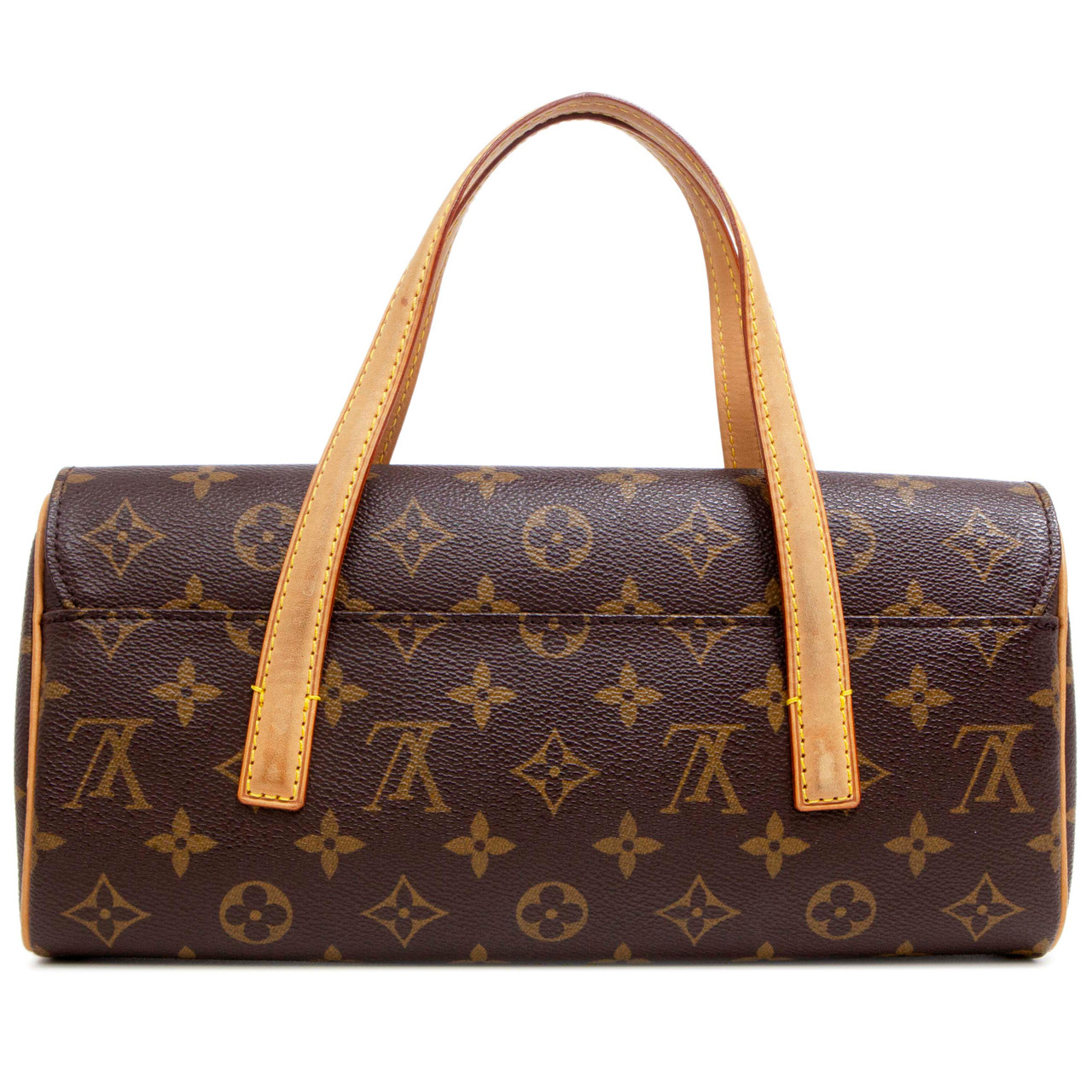 6a7cc39e5340 Louis Vuitton Monogram Sonatine Bag - modaselle