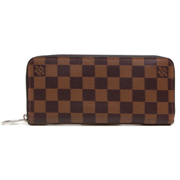 Louis Vuitton Damier Ebene Zippy Wallet Vertical