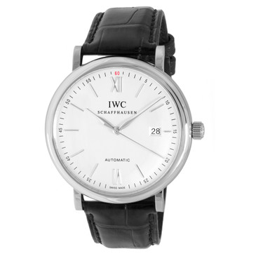 IWC Stainless Steel Portofino Automatic Watch IW356501