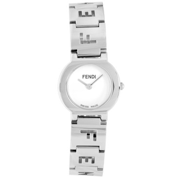 Fendi Stainless Steel Orology Quartz Watch 3050L