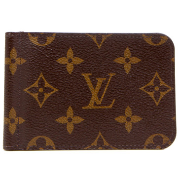 Louis Vuitton Monogram Pince Wallet