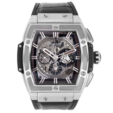 Hublot Titanium Spirit of Big Bang Chronograph 601.NX.3171.LR