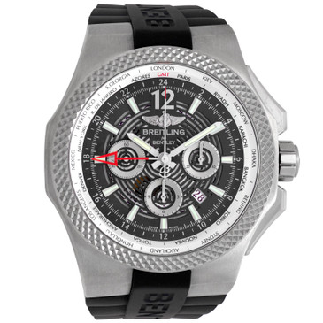 Breitling Bentley Titanium GMT Light Body EB0432