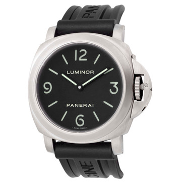 Panerai Luminor Base 44mm Manual Wind Watch PAM00176