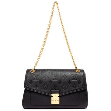 Louis Vuitton Black Empreinte Saint Germain PM