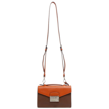 Prada Saffiano Sound Crossbody  Bag