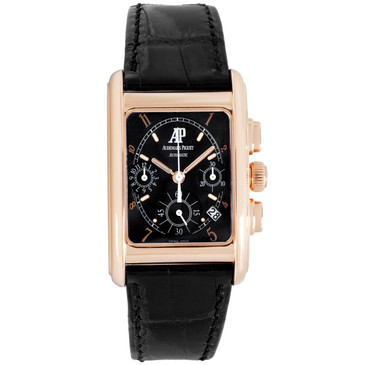 Audemars Piguet 18K Rose Gold Edward Piguet Chronograph 25925OR.OO.D001CR.01