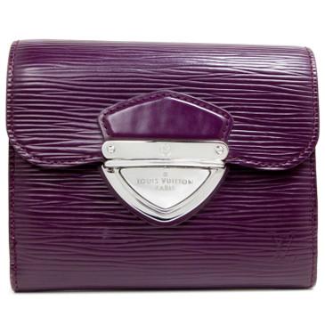 Louis Vuitton Cassis Epi Joey Wallet