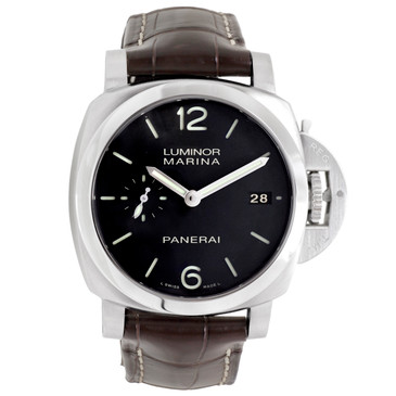 Panerai Stainless Steel Luminor Marina 1950 3 Days PAM00392