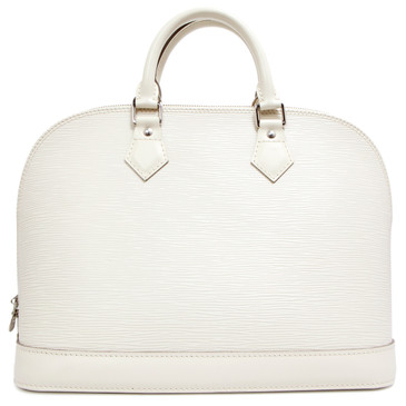 Louis Vuitton Ivory Epi Alma PM