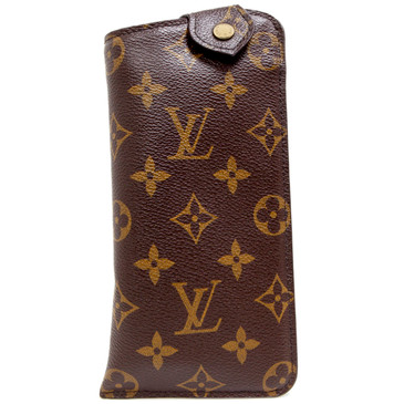 Louis Vuitton Monogram Sunglasses Case MM