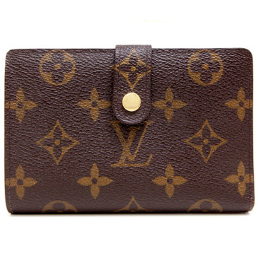 Louis Vuitton Monogram French  Purse