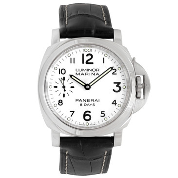 Panerai Stainless Steel Luminor Marina 8 Days Acciaio PAM00563