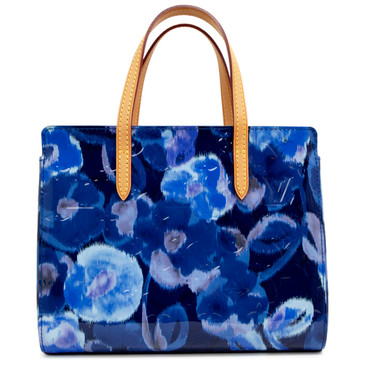 Louis Vuitton Grand Bleu Vernis Ikat Catalina BB