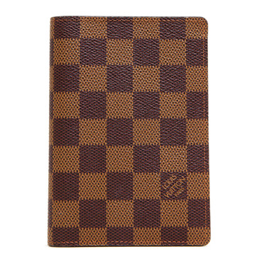 Louis Vuitton Damier Ebene Passport  Cover