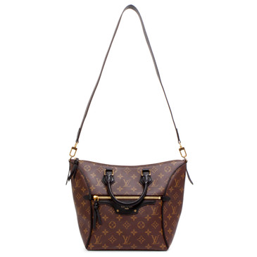 Louis Vuitton Monogram Noir Tournelle PM