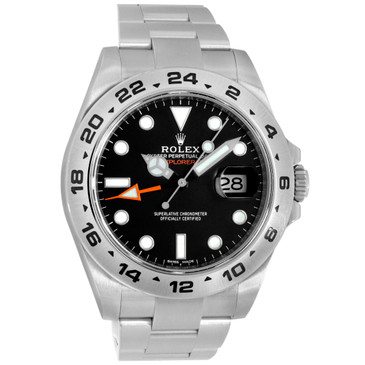 Rolex Stainless Steel Explorer II 216570